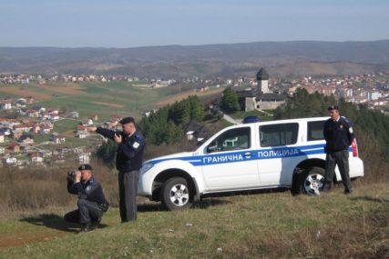 MIGRANTIMA STALI NA PUT Granični policajci BiH za dan spriječili preko 170 ilegalnih prelazaka