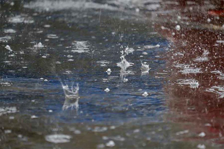 OBLAČNO I TMURNO VRIJEME Ujutro kiša koja će jačati sredinom i krajem dana