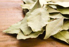 ZA UKRAS I MAGIJU Lovor je lijek protiv kašlja, bolova, glavobolja, problema s kosom i kožom, a lijepo se slaže s jelima kao ZAČIN