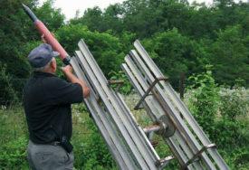 DA RAZBIJU CRNE OBLAKE Na području Doboja, Dervente i Modriče ispaljeno 10 protivgradnih raketa