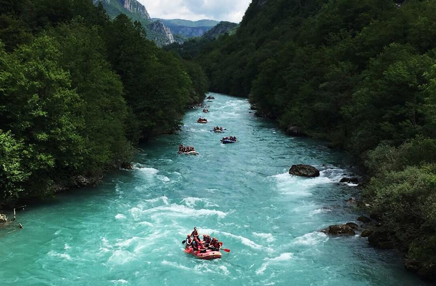Foto: Rafting centar Drina-Tara/RAS Srbija