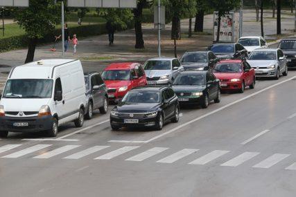 Obustava saobraćaja na graničnom prelazu zbog sportske manifestacije