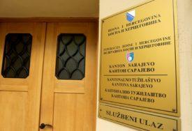 POZITIVNO 13 OSOBA Koronom zaraženo pet tužilaca sarajevskog Tužilaštva
