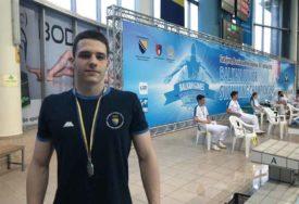 SREĆNO KOVAČIĆU Mladi plivač iz Banjaluke izborio polufinale na EP u Kazanju