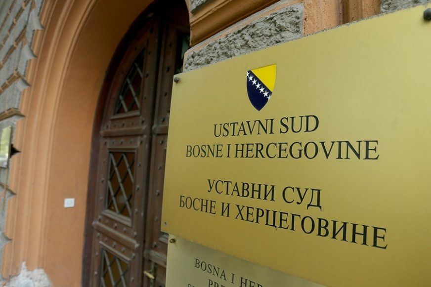 """Ustavni sud BiH odbacio apelaciju koalicije """"Moja adresa - Srebrenica"""""""