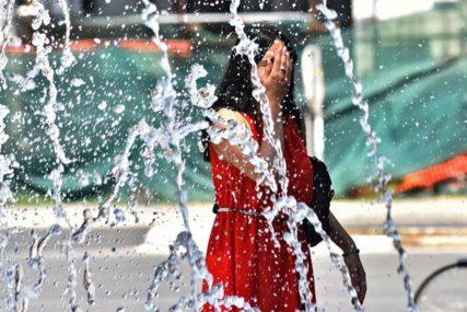 KAKO ĆE IZDRŽATI S MASKAMA NA LICU U ovom dijelu svijeta izdato upozorenje na toplotni talas