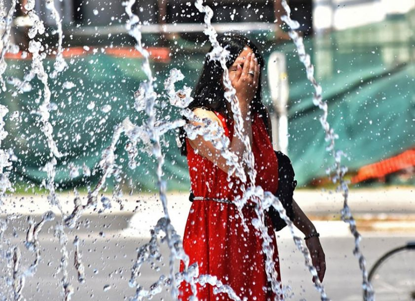 NARANDŽASTO I ŽUTO UPOZORENJE Danas vruće sa temperaturom do 38 STEPENI