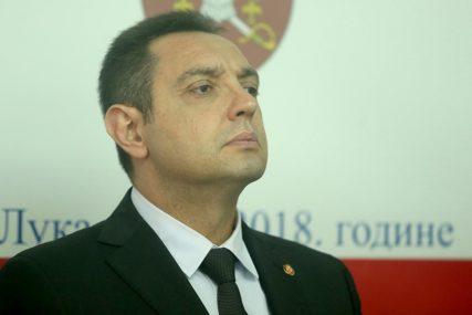 Vulin: Unutrašnja nestabilnost najveća opasnost za Srbiju