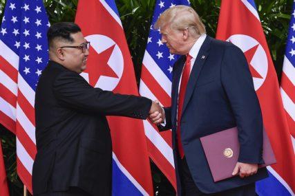 PAPREN ISTORIJSKI SASTANAK Singapur potrošio 12 miliona dolara za susret Trampa i Kima