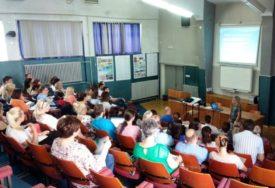 Podrška gradskim udruženjima: Obuka za pisanje projektnog prijedloga