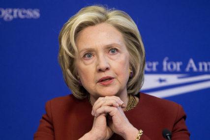NEUSPJEŠNA KANDIDATURA Netflix snima seriju inspirisanu porazom Hilari Klinton na izborima 2016.