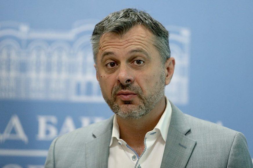 Radojičić: Banjaluka nije podržala inicijativu za izgradnju hidroelektrana na Vrbasu