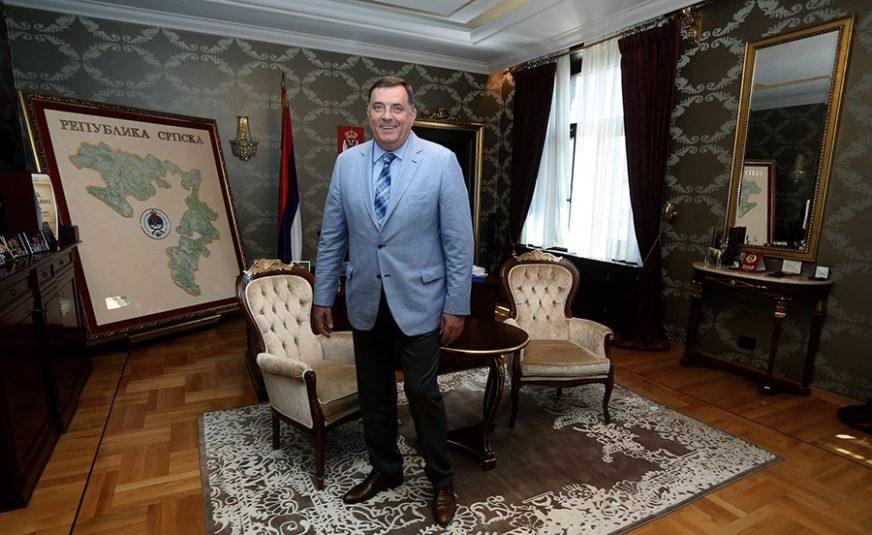 MILORAD DODIK ZA SRPSKAINFO Dočekaću Putina u Banjaluci kao član Predsjedništva BiH