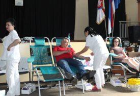DUBIČANI U AKCIJI Reljić: Dobrovoljni davaoci krvi zaslužuju privilegije u društvu