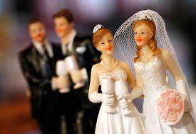 STVORILE ISTORIJU U ovom dijelu svijeta DVIJE ŽENE sklopile prvi istopolni brak