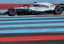 Mercedes ovjerio titulu u plasmanu konstruktora