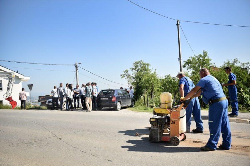 Izdvajanja za komunalnu infrastrukturu: Za kanalizaciju u Tuzlanskoj ulici 150.000 KM
