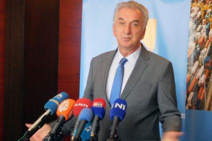 Šarović traži izuzimanje BiH iz kvota na uvoz čelika