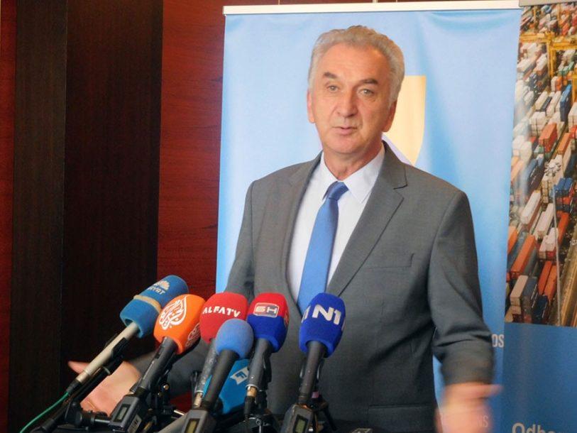 Šarović: U paketu rješavati pitanje Pelješkog mosta i pristupa otvorenom moru