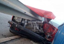 Zvornik: U saobraćajnoj nesreći povrijeđen dječak (15)