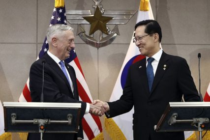 NOVI SPORAZUM Južna Koreja će izdvajati veća sredstva za vojnike SAD