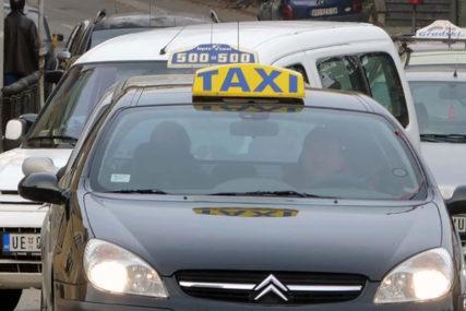 Paprena cijena: Taksista turisti naplatio vožnju tri puta skuplje (VIDEO)