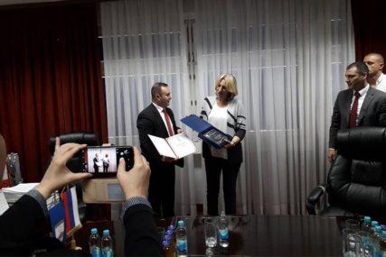 Cvijanovićeva i Ćosić o projektima u Istočnom Novom Sarajevu