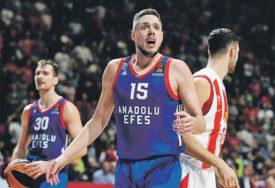 ŠTIMAC NAPUŠTA MONAKO Srpski košarkaš prihvatio unosnu ponudu iz Kine