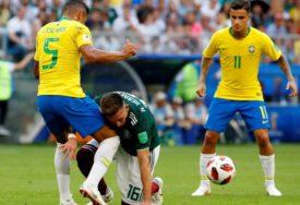 FAVORITI IDU DALJE Sreća saveznik Belgije, Brazil sve bolji