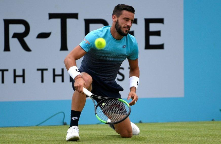 NOVA POBJEDA DŽUMHURA Teniser iz BiH plasirao se u četvrtfinale ATP turnira u Turskoj