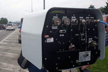 """Vozači, smanjite gas! Od danas u Banjaluci pojačana kontrola saobraćaja radarom """"dual"""""""