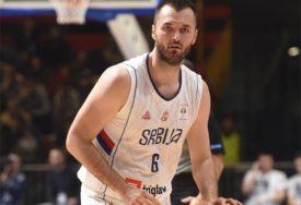 POVREDA JE PROŠLOST Mačvan se vraća košarci nakon pauze od šest mjeseci