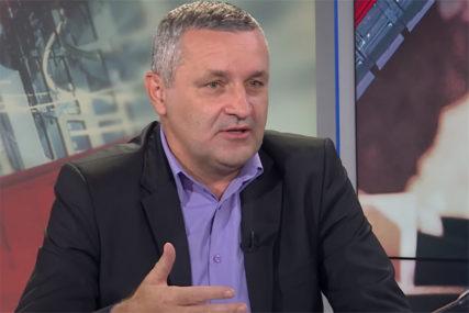"""LINTA O STAVU SDA """"Iznose bolesne izmišljotine o Handkeu i Kusturici"""""""