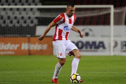 BUM NA MARAKANI Sa Zvezdom igrao Ligu šampiona, a sada se ponovo vratio u klub