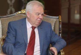 Ivancov: Rusija kontinuirano štiti Dejtonski mirovni sporazum