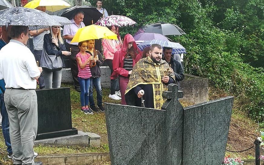 Služen parastos zvjerski ubijenom dječaku Slobodanu Stojanoviću