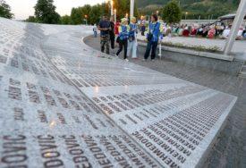 SAHRANJENO DEVET ŽRTAVA Završena komemoracija u Srebrenici