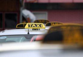 Stigli na red: Sutra vakcinacija banjalučkih taksista