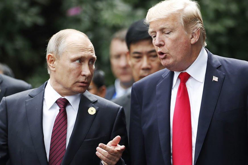 Tramp: Razmisliću o dolasku u Moskvu na proslavu Dana pobjede