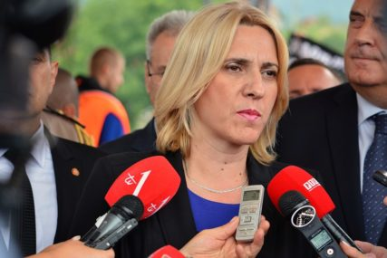 Željka Cvijanović počasni građanin Čelinca