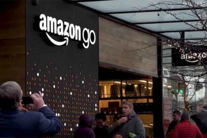 POLICIJA NA NOGAMA Evakusano sjedište Amazona u Madridu zbog PRIJETNJE BOMBOM