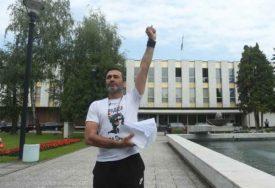 """Dragičević ispred NSRS: """"Očekujem da se jednoglasno usvoji izvještaj Anketnog odbora"""""""