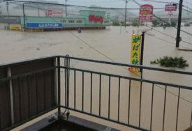 VELIKE POPLAVE I NA SJEVERU JAPANA Preporučena evakuacija za više od 3,6 miliona ljudi
