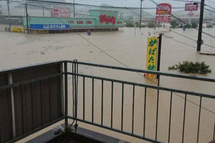 Uočeni neviđeni nivoi obilne kiše: U Japanu više od milion ljudi dobilo poziv na evakuaciju