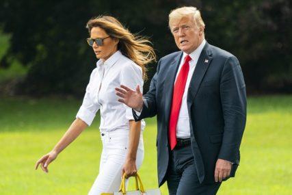"""RAZVOD NA POMOLU? Bivša savjetnica Trampa tvrdi: """"Ako ga Melanija ostavi, gadno će joj se OSVETITI"""""""