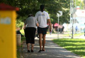 SITUACIJA SE POGORŠAVA Izbjeći zatvaranje štićenika u staračkim domovima