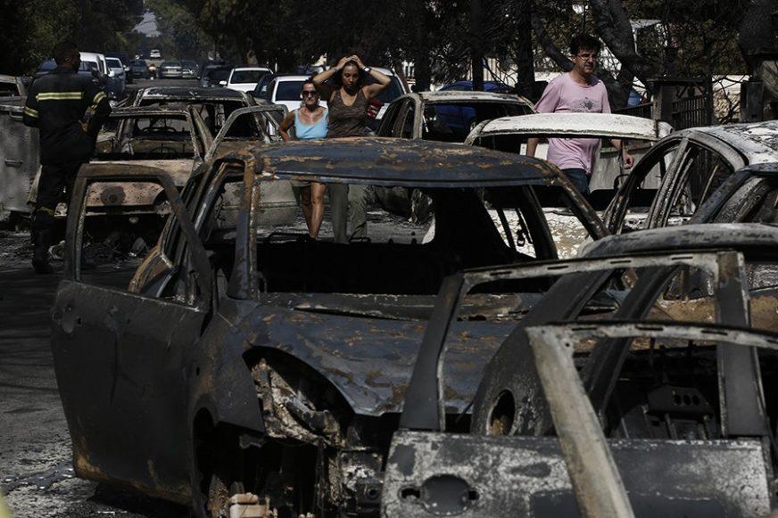 Crveni krst RS objavio humanitarni broj 1412 za pomoć nastradalim u požarima u Grčkoj