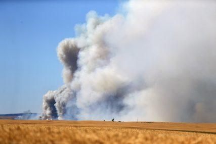 PODMETNUTI POŽARI U vatrenoj stihiji poginulo deset ljudi