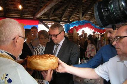 Srpska demokratska stranka u Brčkom proslavila krsnu slavu Petrovdan