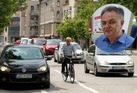 MOJA BANJALUKA Igor Preradović: Zelenilo zatrpano betonom